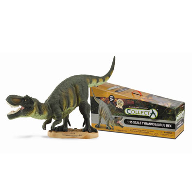 Tyrannosaurus Rex - Deluxe 1:15 Scale in Carry Box - 89309