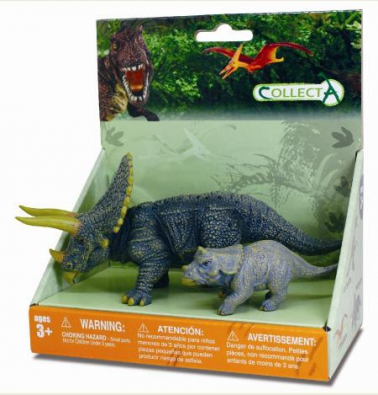 2 pcs prehistoric-life Life Set - box-sets