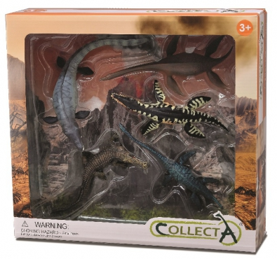 5 pcs Prehistoric Life Boxed Set - 89356