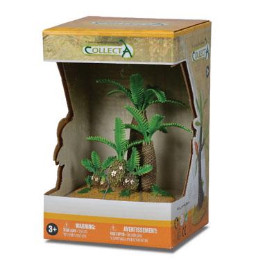 Monanthesia & Cycadeoidea