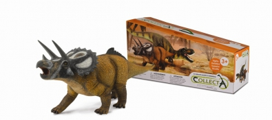 Triceratops - Deluxe 1:15 Scale in Carry Box - box-sets