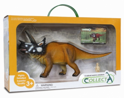 Triceratops  - Deluxe Window Box - 89451