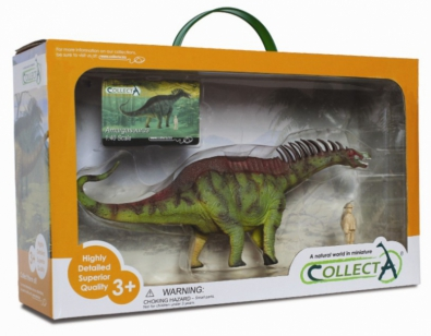 Amargasaurus  - Deluxe Window Box - 89453