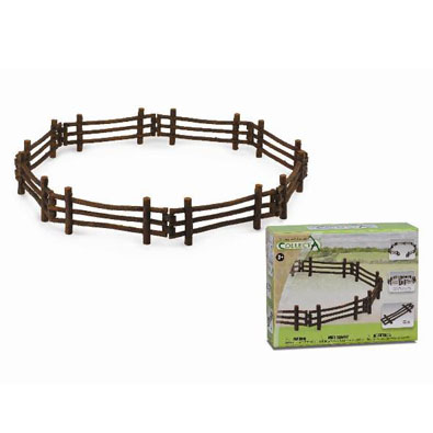 Log Fence - accessories