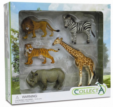 5pcs Wild-Life Boxed Set - 89534