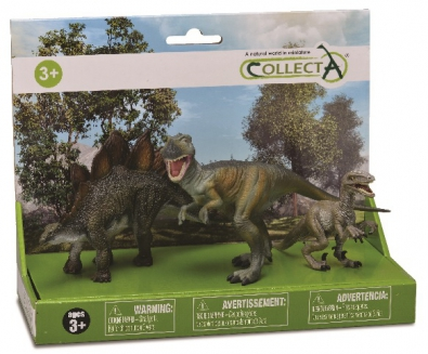 3pcs prehistoric-life Life Set - box-sets