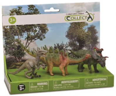 3 PCS Prehistoric Life Set  - box-sets