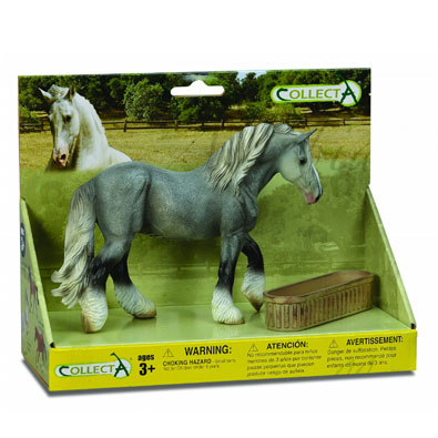 Horse & Trough Set  - 89564