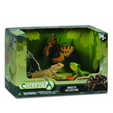 3 pcs Insects Open Boxed Set - box-sets