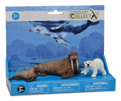 3 pcs Sea Life Set - 89571