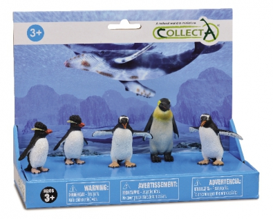5 pcs Sea Life Set - 89640
