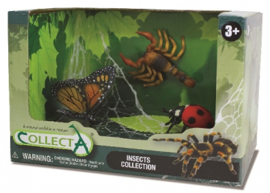 3 pcs Insects Open Boxed Set - 89669
