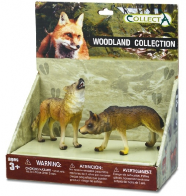 2 pcs Woodland Set - 89798
