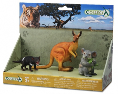 3pcs Wild Life Set - box-sets