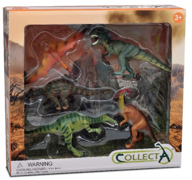 5 pcs Prehistoric Life Boxed Set - 89818
