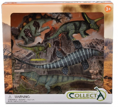 5 pcs Prehistoric Life Boxed Set - 89822