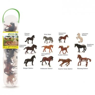 CollectA Box of Mini Horses - A1109