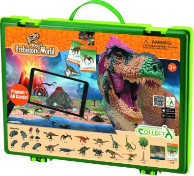 CollectA AR Mini Dinosaurs Playset